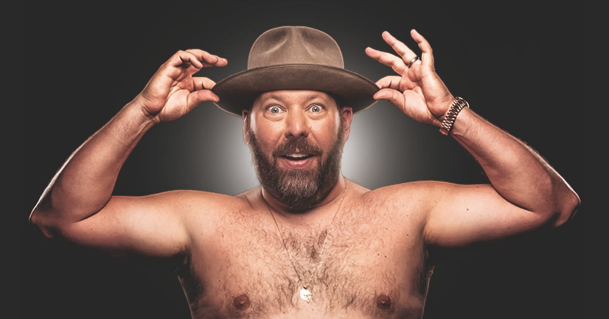 online contests, sweepstakes and giveaways - Bert Kreischer - Body Shots Tour at The Chicago Theatre