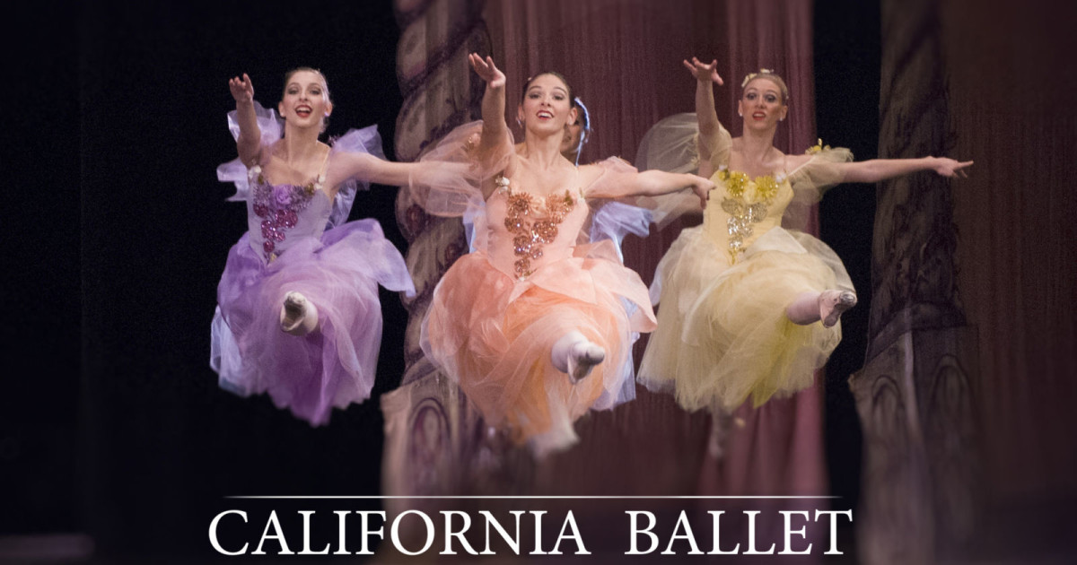 California Ballet Presents The Nutcracker Family Friendly Performance